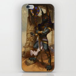 Lord of The Underworld iPhone Skin