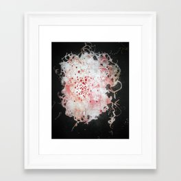 String Me Along Framed Art Print