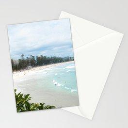 Manly Beach, Australia Stationery Cards