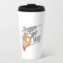 The Circle Game / Cutted Hands Travel Mug