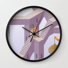 eyescher Wall Clock