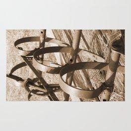 Scarifier Sepia Rug