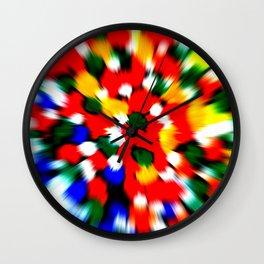Splash 027 Wall Clock
