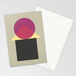 Cirkel is my friend V2 Stationery Cards