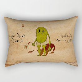 Ohh,ohh,ohh im on Fire! Rectangular Pillow