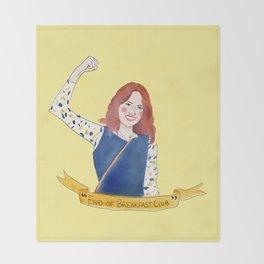 Unbreakable Kimmy Schmidt Throw Blanket