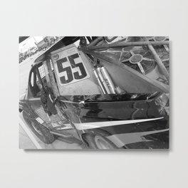 Track Noir TORC #9 Metal Print
