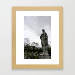The Incoming Storm Framed Art Print