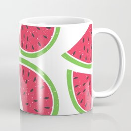 Watermelon Summer Coffee Mug