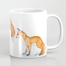Hunting fox Coffee Mug