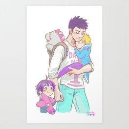 Daipapa Art Print