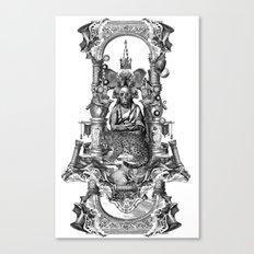 ETHERAGE Canvas Print