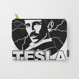 Tesla is my homeboy Carry-All Pouch