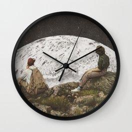 Low Light Wall Clock