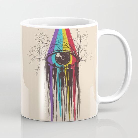Look into the Future Mug