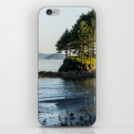 Edge of the Water iPhone Skin