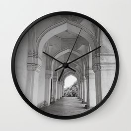 Arches Wall Clock