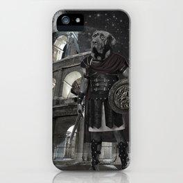 Neapolitan Mastiff Gladiator iPhone Case