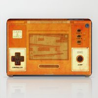 gaming iPad Cases featuring The Age of Gaming by lev man