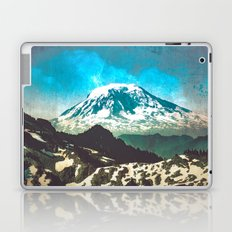 Mountains and Forest - Mt. Adams from Mt. Rainier Laptop & iPad Skin