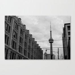 the 6ix Canvas Print