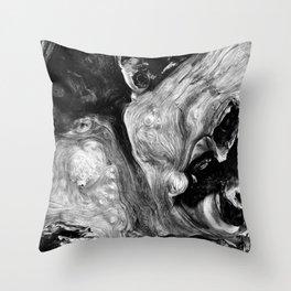 drifting no. 1 Throw Pillow