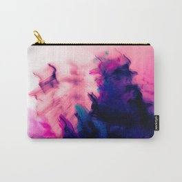 Secrets and Confusion Blurry Abstract Carry-All Pouch
