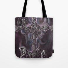 Shadow Gate Tote Bag