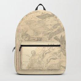 Burritt's Constellations (April, May, June) (1856) Backpack