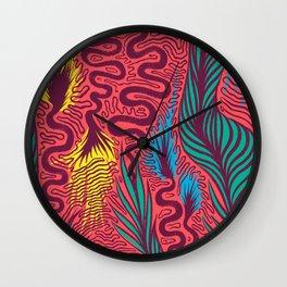 GARDEN BLUBZ Wall Clock