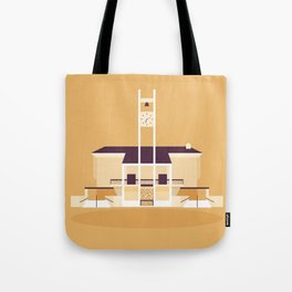 Glendale Adventist Academy Chapel Tote Bag