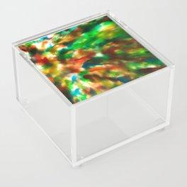 Tie Dye Recycle #preciousplastic Acrylic Box