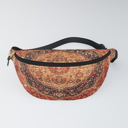 Seley 16th Century Antique Persian Carpet Print Fanny Pack