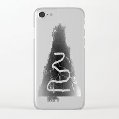 Caw Clear iPhone Case