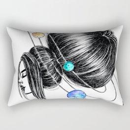 GIRLZ - SPACE Rectangular Pillow