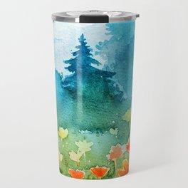 Spring scenery #1 Travel Mug