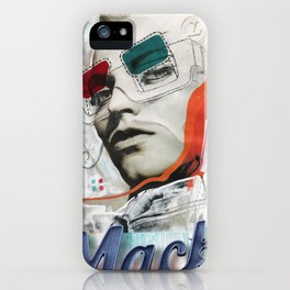 MACK-INTOUCH iPhone Case