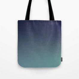 NIGHT SWIM - Minimal Plain Soft Mood Color Blend Prints Tote Bag