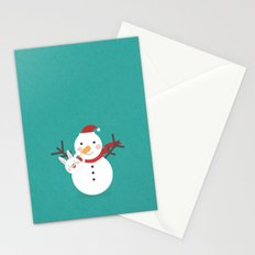 Day 21/25 Advent - Nose Installation Stationery Cards