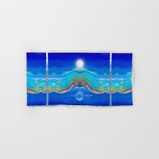 Moon Glow Hand & Bath Towel