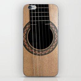 Classic Guitar iPhone Skin