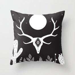 Southwest Vibes Throw Pillow