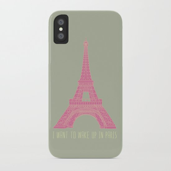 OUI OUI iPhone Case