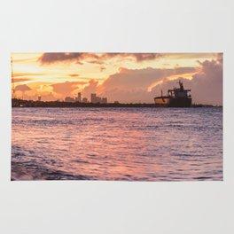 New Orleans Sunset Rug