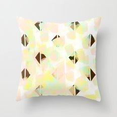 Pretty n Pink Throw Pillow