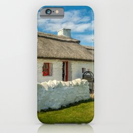 Cottage In Wales iPhone Case