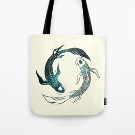 Balance in the Universe Tote Bag