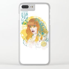 GRL Power Clear iPhone Case