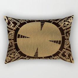 Lament Configuration Side A Rectangular Pillow