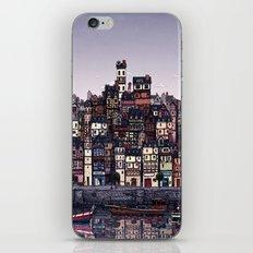 Fishing Village iPhone & iPod Skin